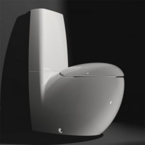 Pack WC à poser et abattant Alessi Laufen Laufen il bagno alessi one toilet cistern and seat 300x300