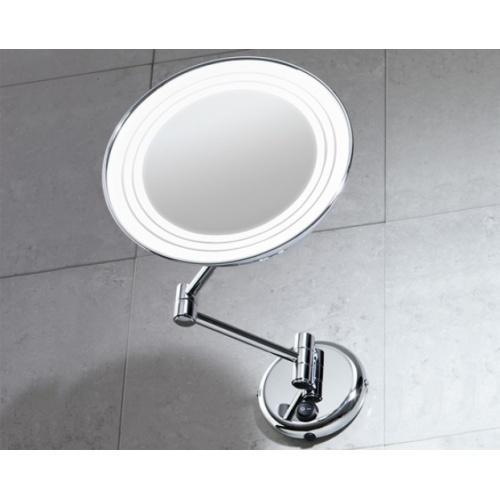 Miroir mural orientable grossissant avec Eclairage - 2116 Gerard 2116 zoom