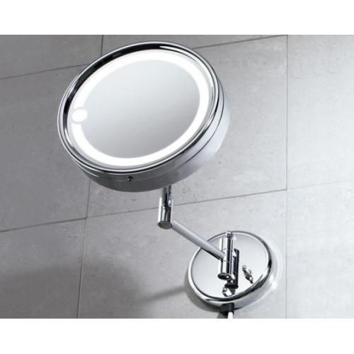 Miroir mural orientable grossissant avec Eclairage - 2105 Laurent 2105 zoom