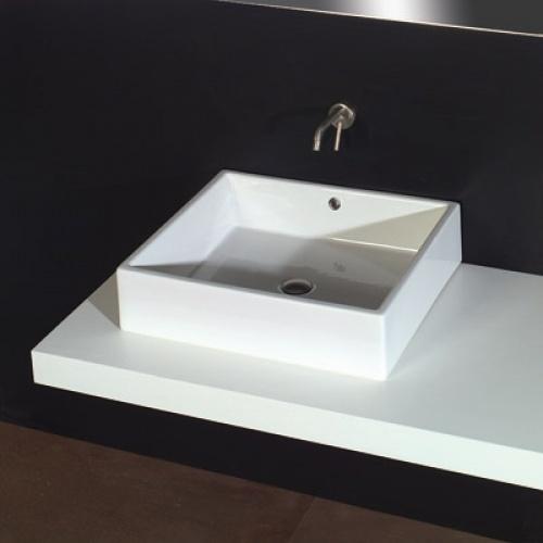 Vasque céramique à poser TANK 60 WTA6009 Wta6009 situ3