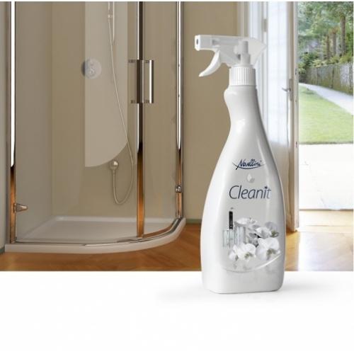 Kit de nettoyage pour salle de bain CLEANIT Novellini Cleanit page