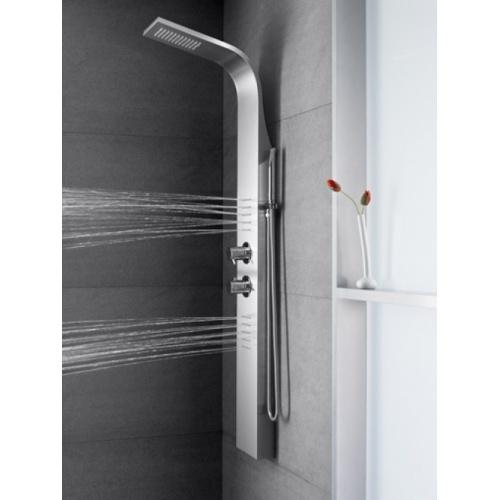 Colonne de douche avec Hydromassage Essential 2.0 Roca* Essential 2