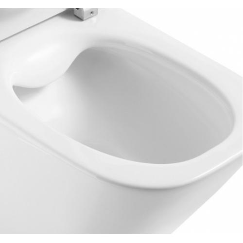 Pack WC sortie Duale CleanRim The Gap Compact Roca Cleanrim détail