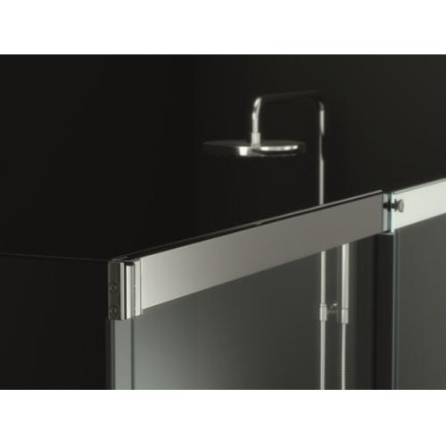 Paroi fixe + coulissant VITA VA-250 100 cm Droite Va 250détail