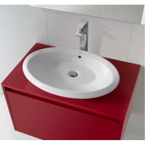 OLD - Vasque à poser en céramique Urbi 6 ROCA Urbi 6 détail