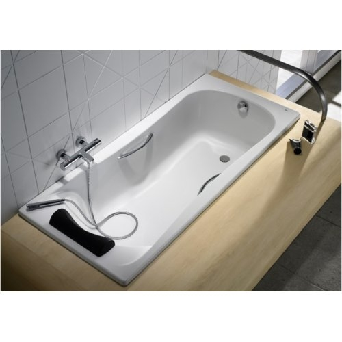 Baignoire nue rectangulaire Becool 170x70cm Becool ambiance