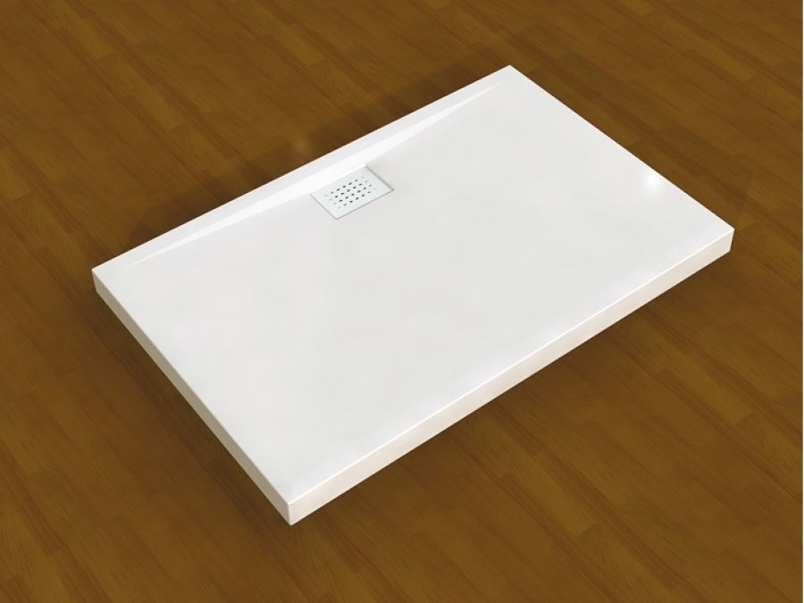 receveur de douche rectangle 90x150 kinecompact. Black Bedroom Furniture Sets. Home Design Ideas
