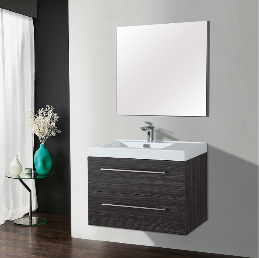 Colonne de salle de bain jupiter 135cm chocolat for Meuble sanitaire