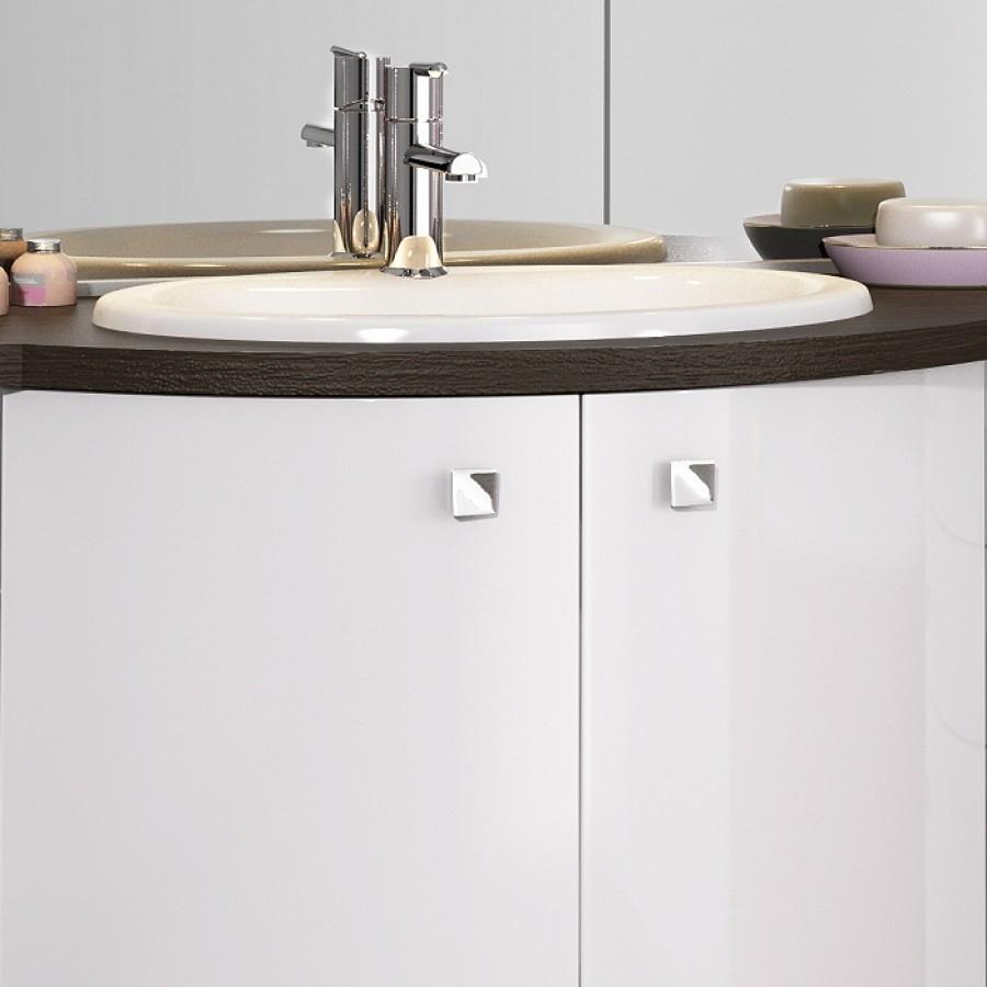 Meuble Salle De Bain 140 Cm Simple Vasque - Belle Maison Design ...