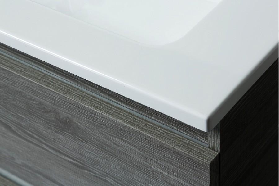 Meuble simple vasque 120 cm rivage sci e meuble de salle d - Meuble simple vasque 120 cm ...