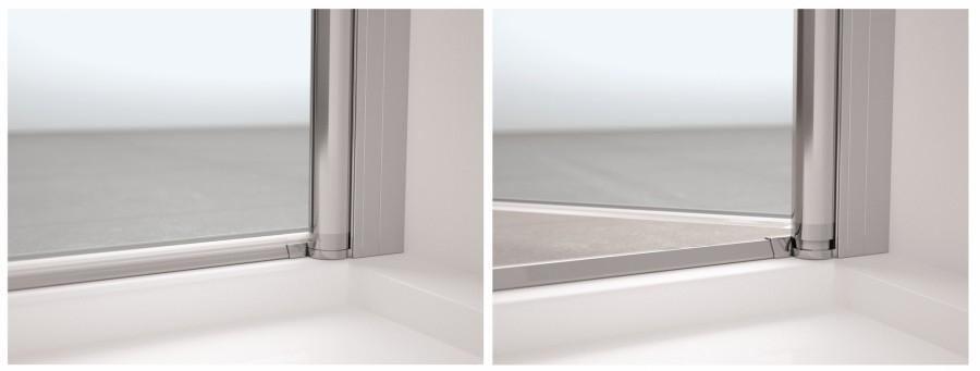 porte pivotante fixe en alignement young 2 0 g f 100cm. Black Bedroom Furniture Sets. Home Design Ideas