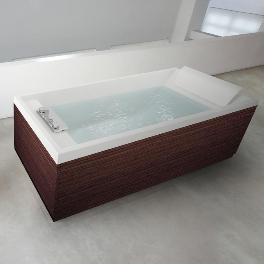 baignoire baln o 170x75 sense 4 dream air 4 tabliers. Black Bedroom Furniture Sets. Home Design Ideas