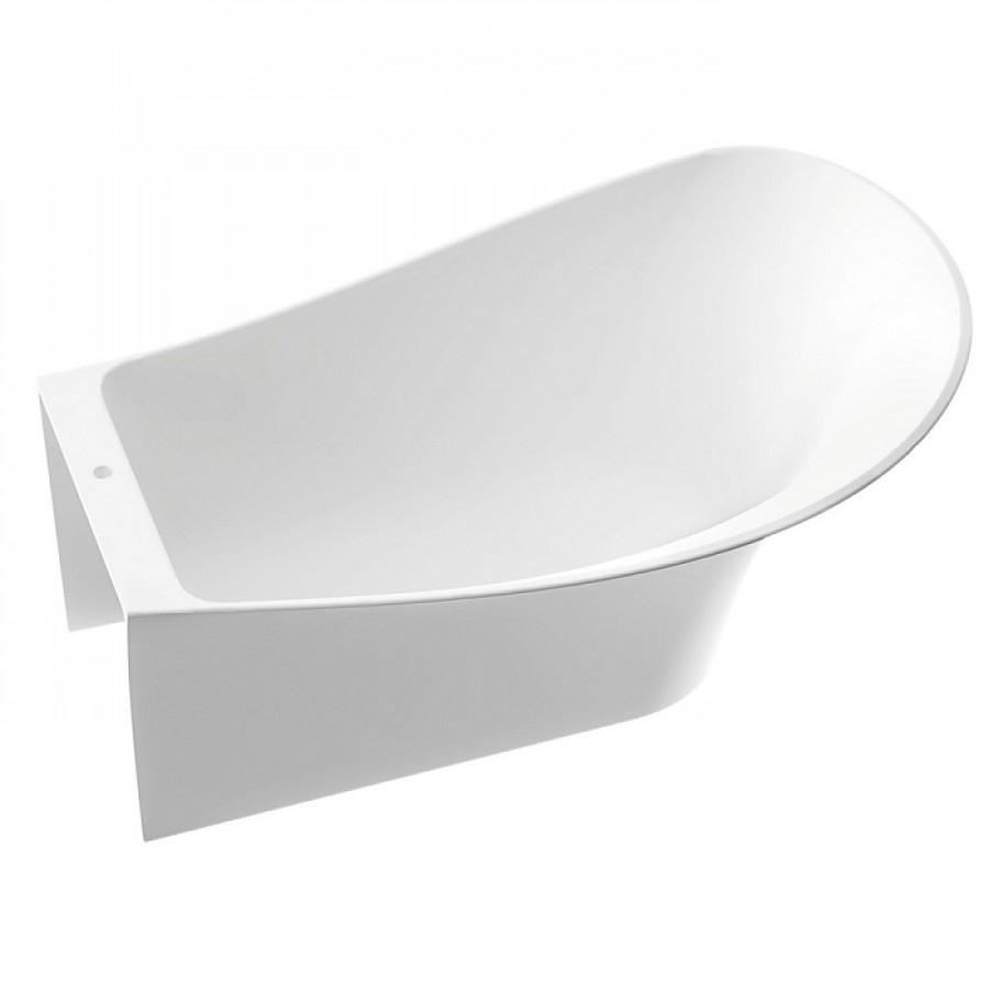 Baignoire r tro design d 39 angle cedam 160x95 m tis angle gauchesanitair - Baignoire d angle design ...