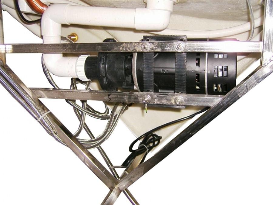 Baignoire d 39 angle baln o meuble de for Baignoire balneo 130x130