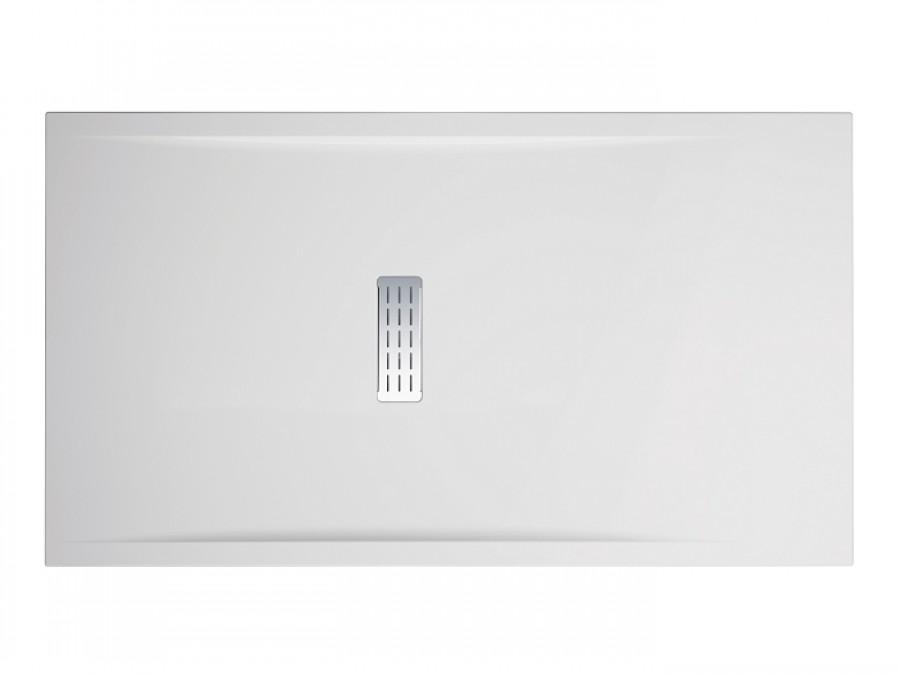 receveur de douche rectangulaire custom extraplat 120x80. Black Bedroom Furniture Sets. Home Design Ideas