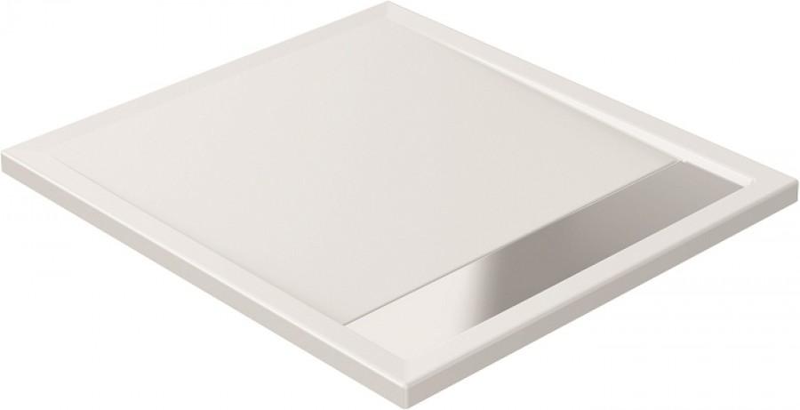 receveur de douche coulement lin aire 90x100 meuble de salle de bain. Black Bedroom Furniture Sets. Home Design Ideas