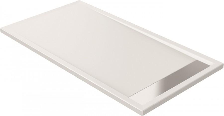 receveur de douche coulement lin aire 90x170 meuble de salle de bain. Black Bedroom Furniture Sets. Home Design Ideas