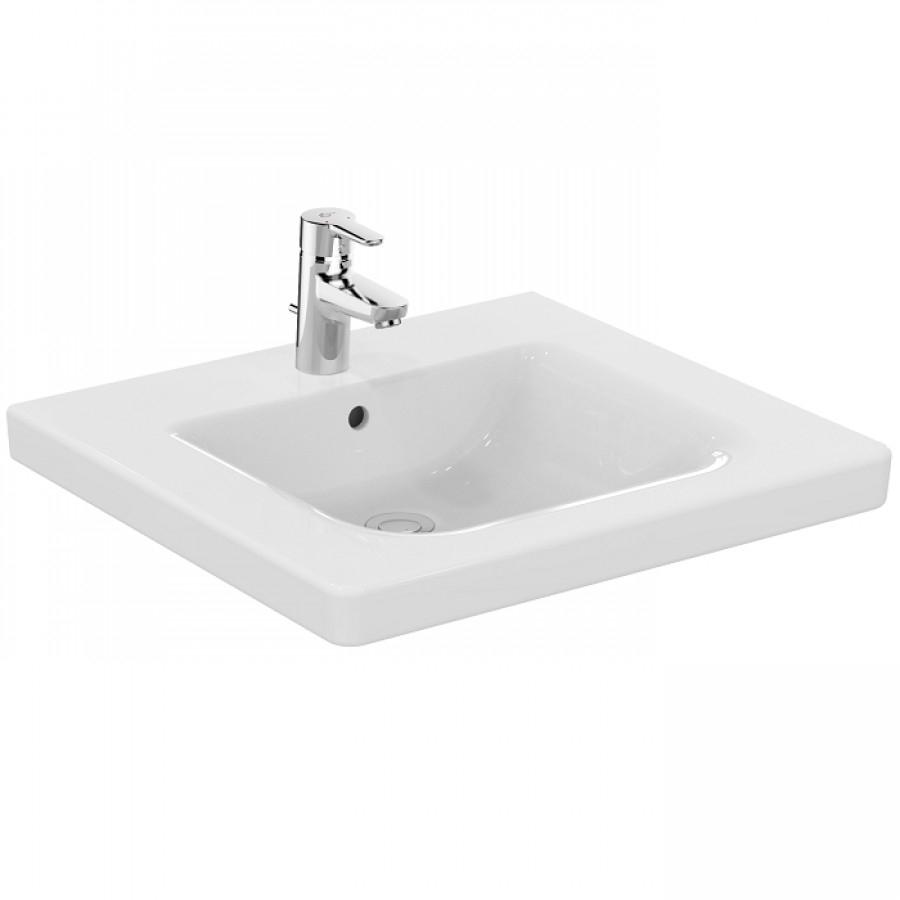 Lavabo plan 60 cm connect meuble de for Baignoire profondeur 60 cm