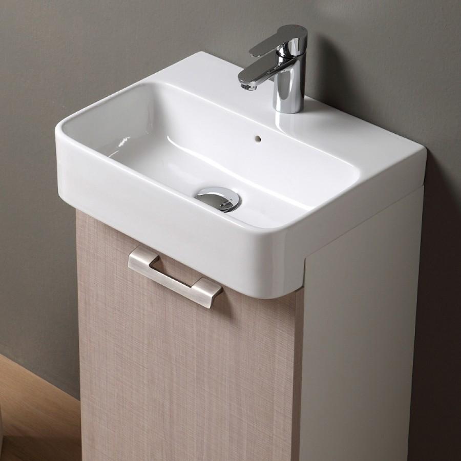 lave main petite profondeur perfect lavemains rsine rectangle blanc l x p cm smart with lave. Black Bedroom Furniture Sets. Home Design Ideas
