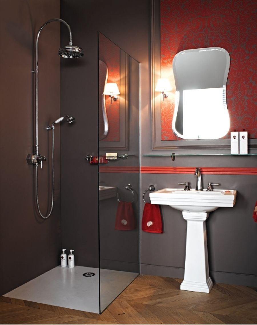 emejing salle de bain lavabo colonne pictures awesome interior home satellite. Black Bedroom Furniture Sets. Home Design Ideas