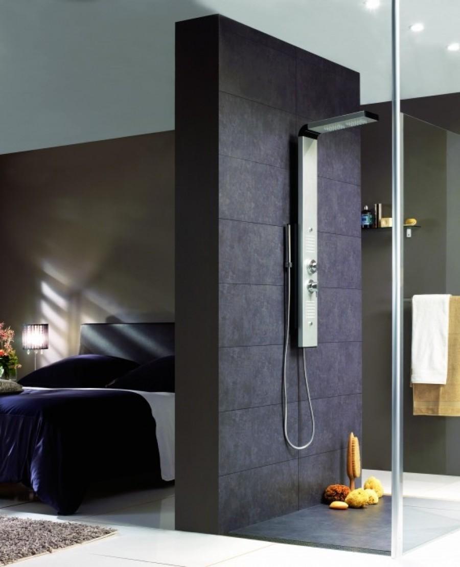 Colonne de douche hydro meuble de salle de bain douche b - Colonne de douche dune ...