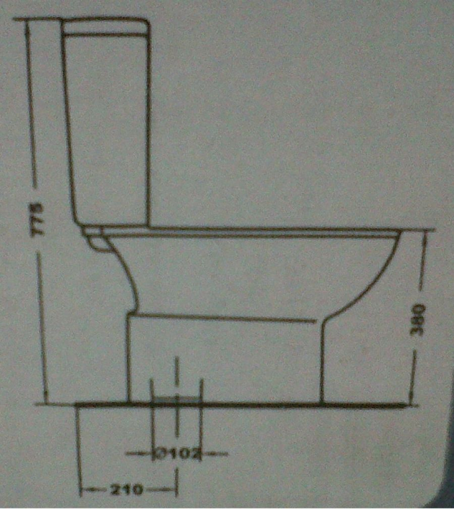 pack wc smart sortie verticale. Black Bedroom Furniture Sets. Home Design Ideas