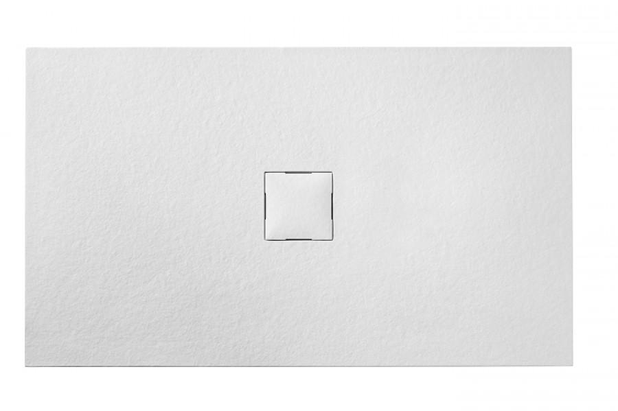 Receveur De Douche 90x160 Piedra Blanc