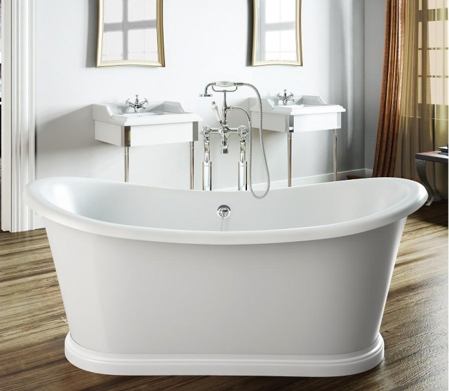 baignoire poser clearwater boat 164cm t5c. Black Bedroom Furniture Sets. Home Design Ideas