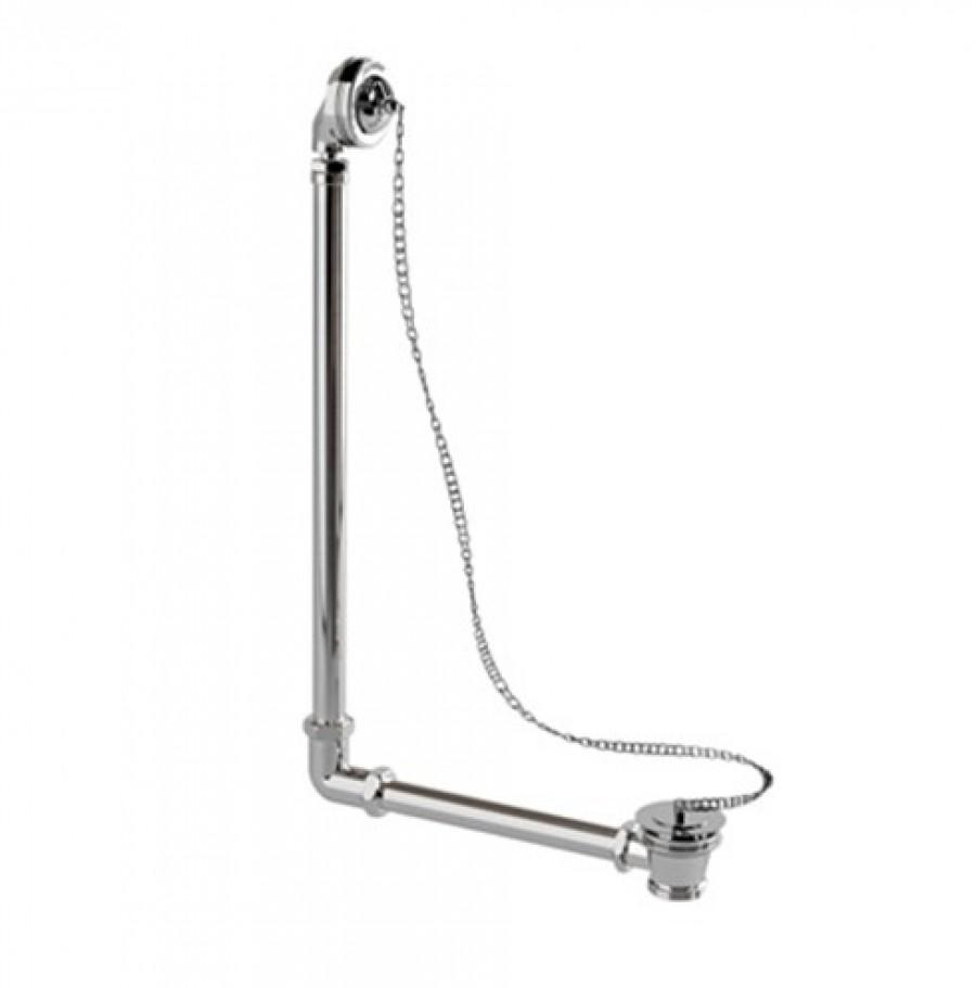 Vidage de baignoire à bouchon et chaînette CLEARWATER W4