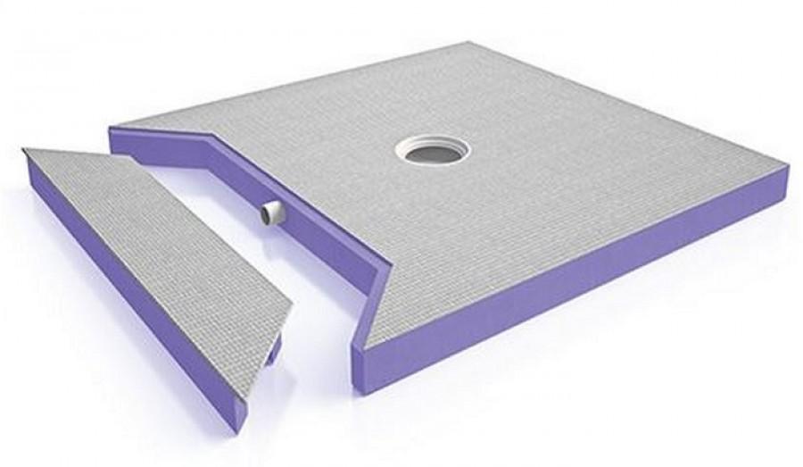 receveur avec siphon int gr jackoboard aqua reno meuble de salle de bain. Black Bedroom Furniture Sets. Home Design Ideas