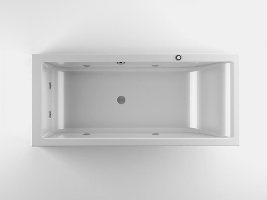 baignoire baln o lagoon 170x70 cm droite jacuzzisanitaire. Black Bedroom Furniture Sets. Home Design Ideas