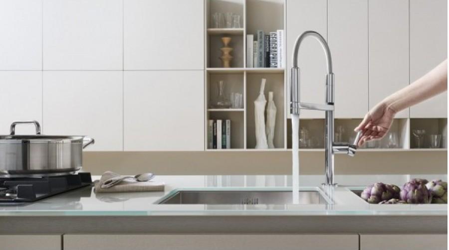 mitigeur cuisine avec douchette move meuble de salle de bain douche. Black Bedroom Furniture Sets. Home Design Ideas