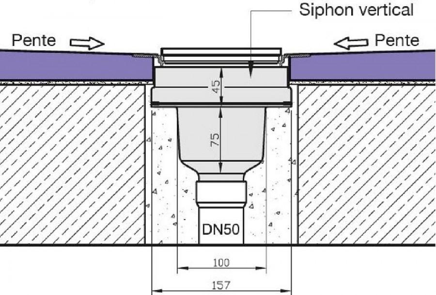 receveur jackoboard aqua d centr 180x90 sv. Black Bedroom Furniture Sets. Home Design Ideas