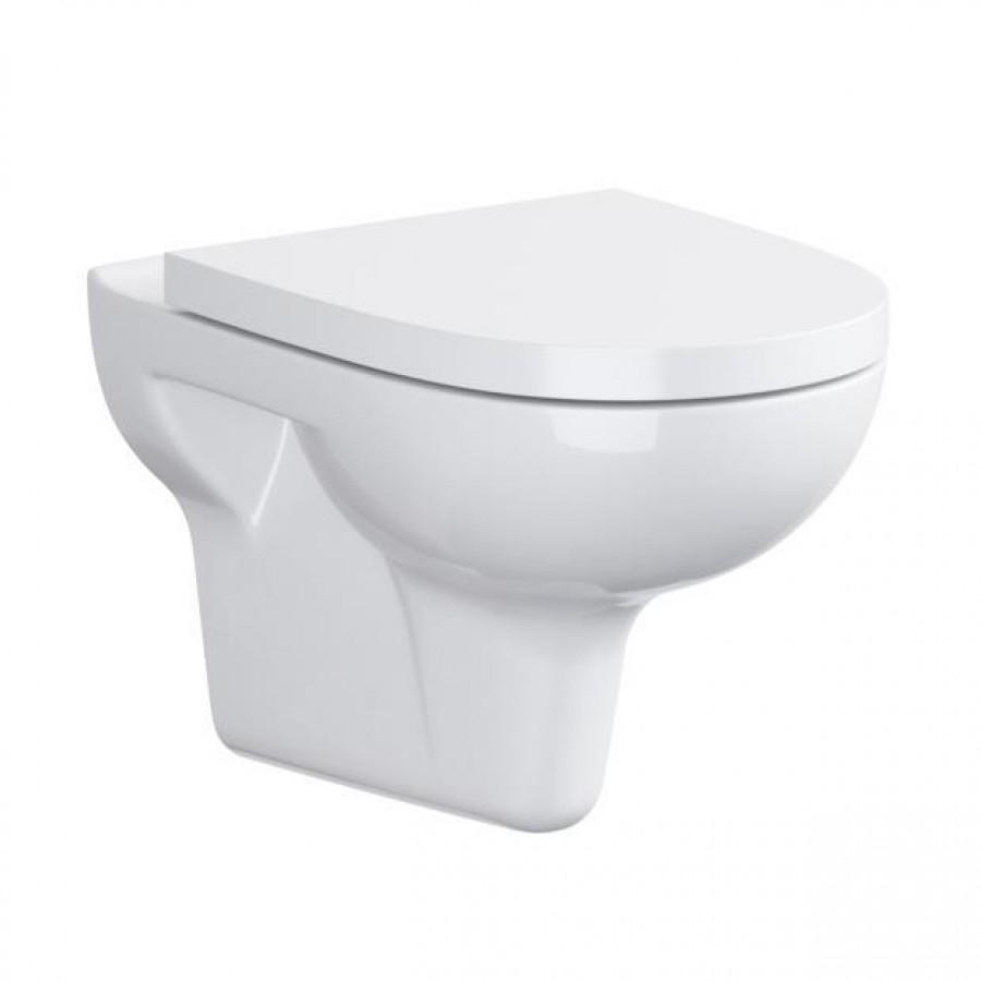 Marque De Toilette Suspendue cuvette suspendue sans bride velvet