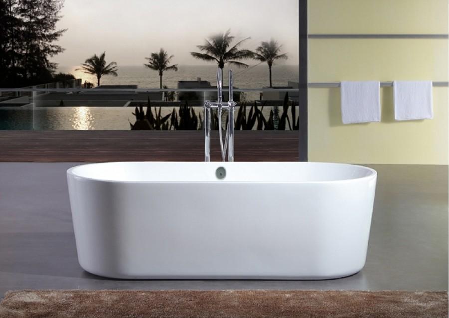 Baignoire îlot GOYASanitaire.fr   Meuble de salle de bain, douche ...