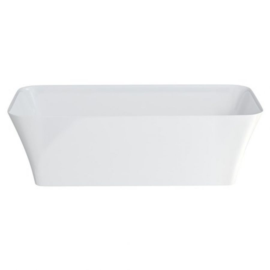 Vasque poser clearwater meuble de for Baignoire rectangulaire grande largeur