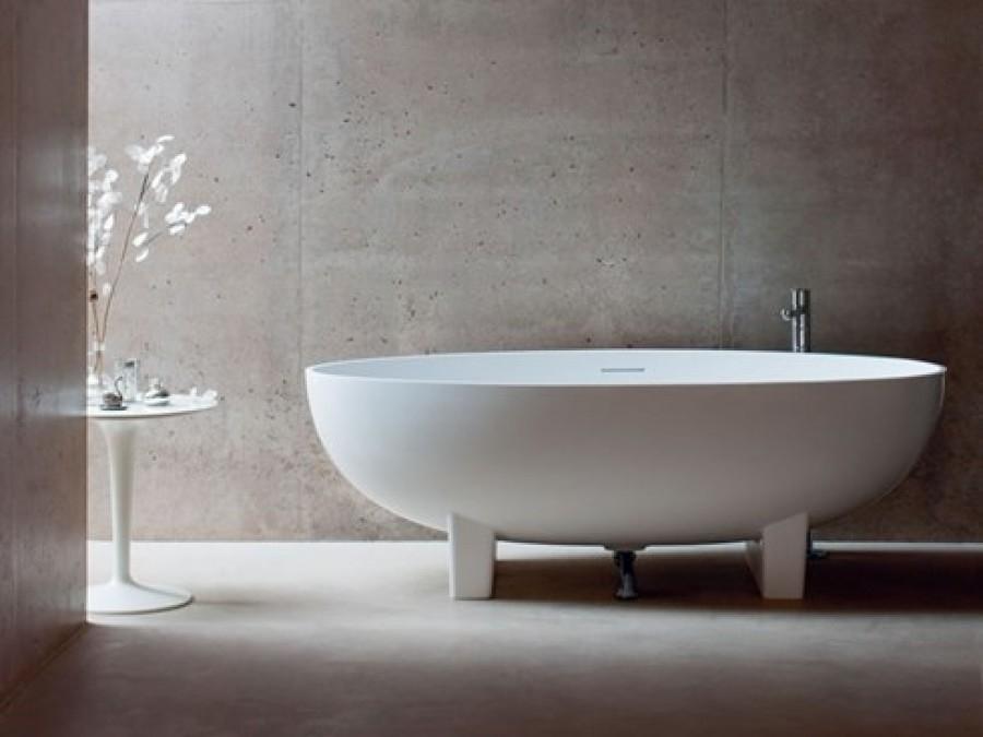 baignoire poser clearwater meuble de salle de bain douche baignoire. Black Bedroom Furniture Sets. Home Design Ideas