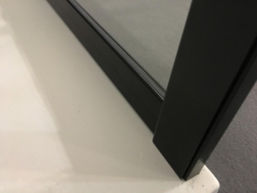 paroi de douche loft classic 100 cm verre clair. Black Bedroom Furniture Sets. Home Design Ideas