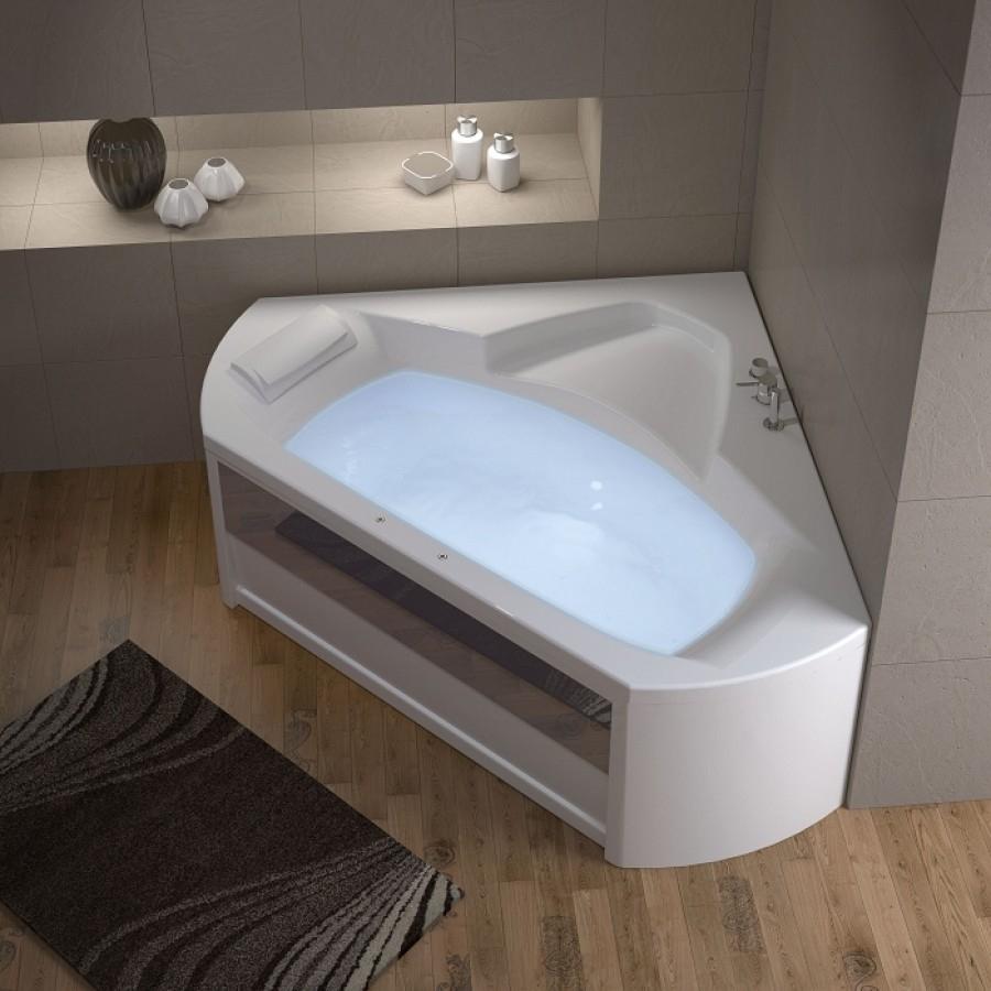 baignoire balneo angle 140x140 stunning baignoire balneo. Black Bedroom Furniture Sets. Home Design Ideas