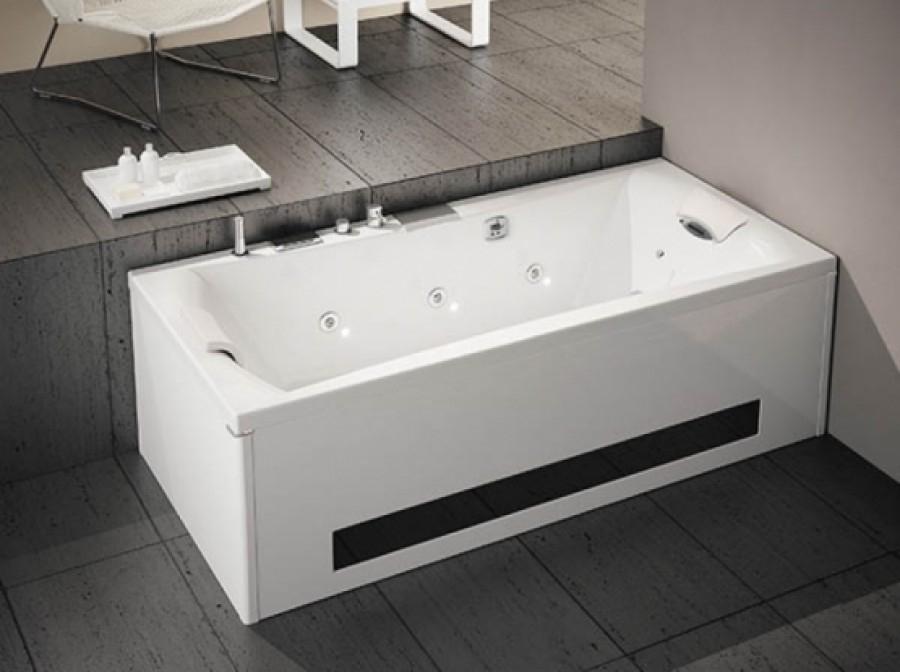 baignoire baln o pure design 170x75 detente t te. Black Bedroom Furniture Sets. Home Design Ideas