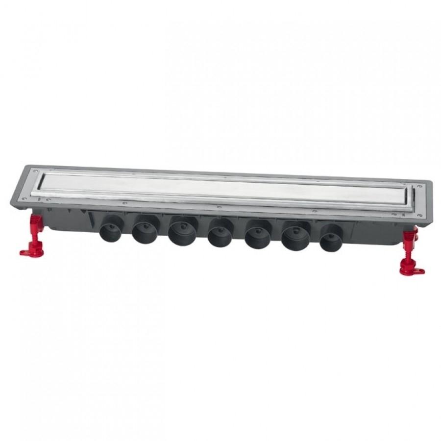 Caniveau de sol à carreler Venisio expert 800 mm - 30720765
