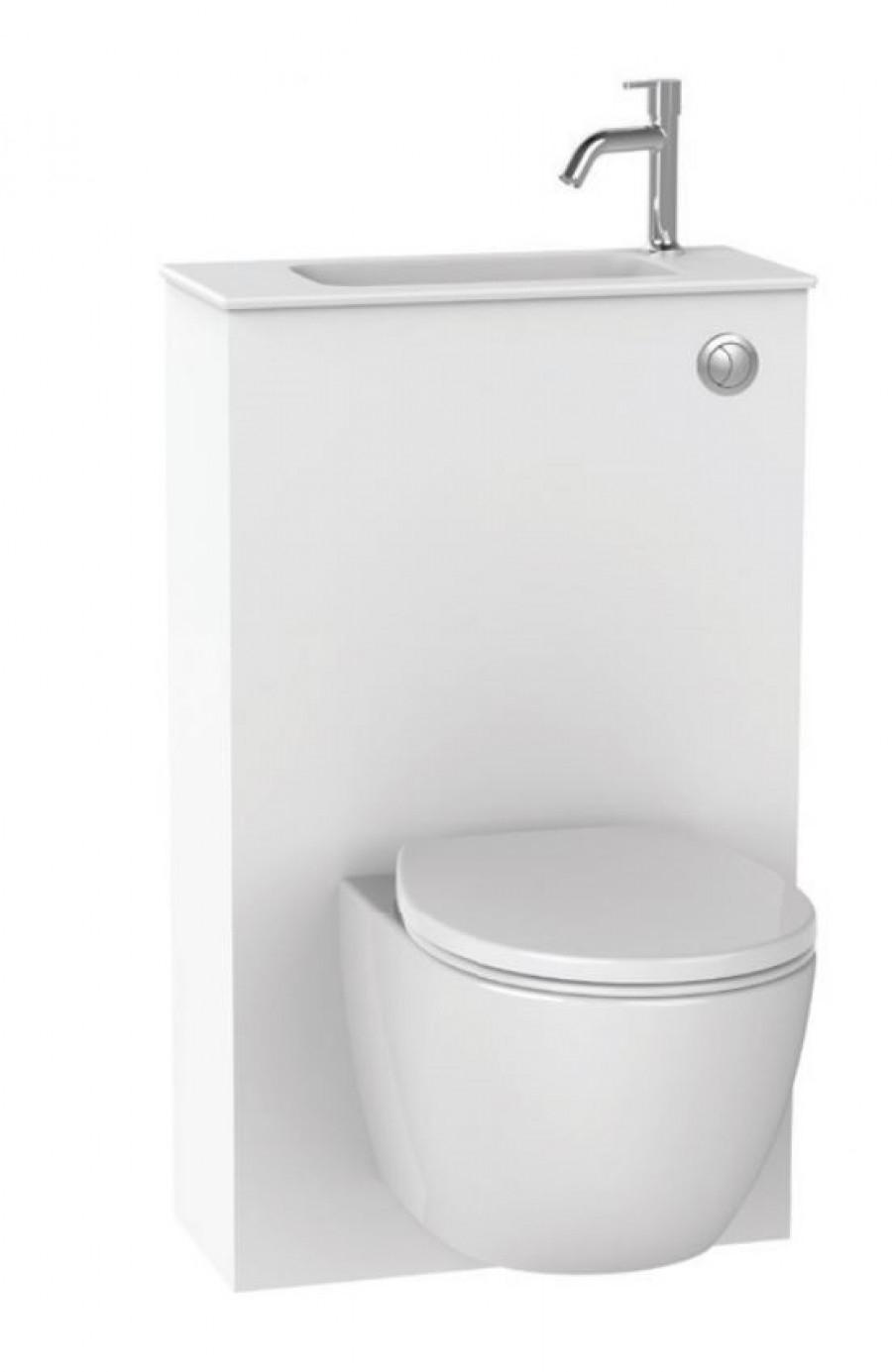 Toilette Gain De Place pack wc lave-mains trio 2 - gain de place