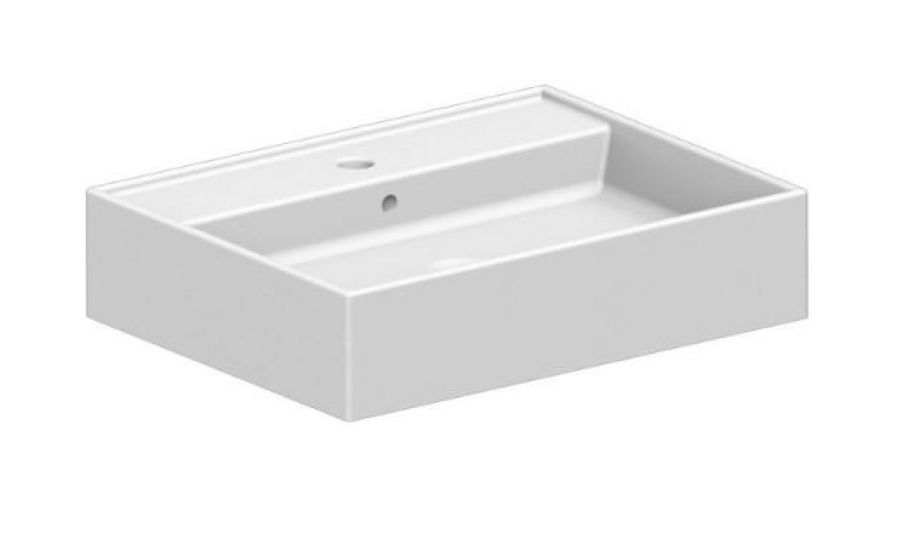 Vasque à poser ou à suspendre TEOREMA 2.0 46 cm