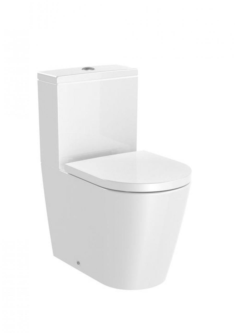Pack WC Rimless compact INSPIRA ROUND
