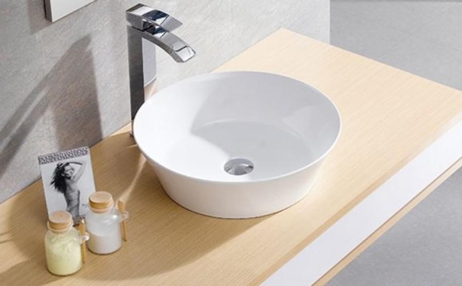 Vasque ronde à poser VOLTA Ø 42 cm