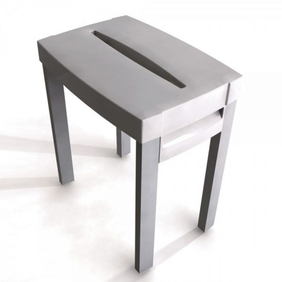 tabouret de douche pour cabine kinedo. Black Bedroom Furniture Sets. Home Design Ideas