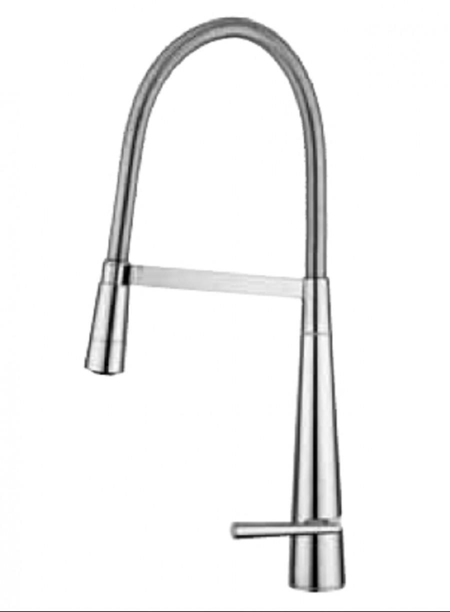 mitigeur vier avec douchette chrom meuble de salle de bain douche baignoire. Black Bedroom Furniture Sets. Home Design Ideas