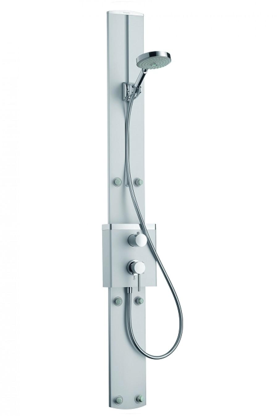 colonne de douche grohe pas cher good colonne de douche. Black Bedroom Furniture Sets. Home Design Ideas