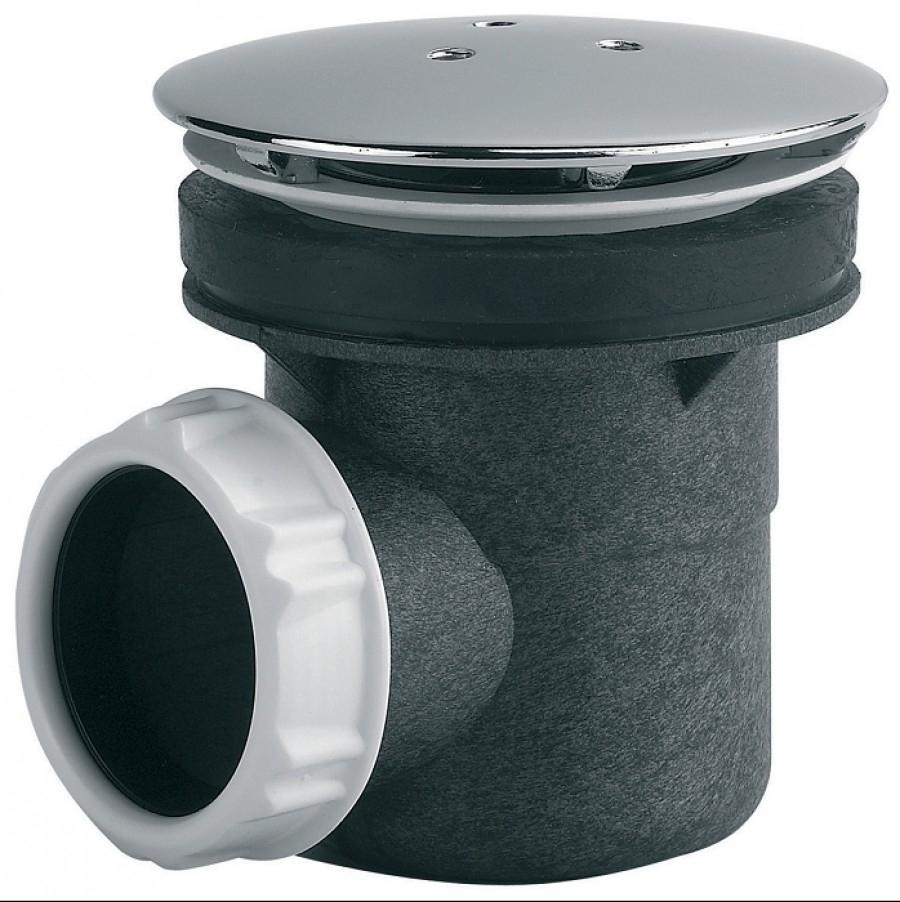 bonde de douche diam 60 sh meuble de salle de bain douche baignoire. Black Bedroom Furniture Sets. Home Design Ideas