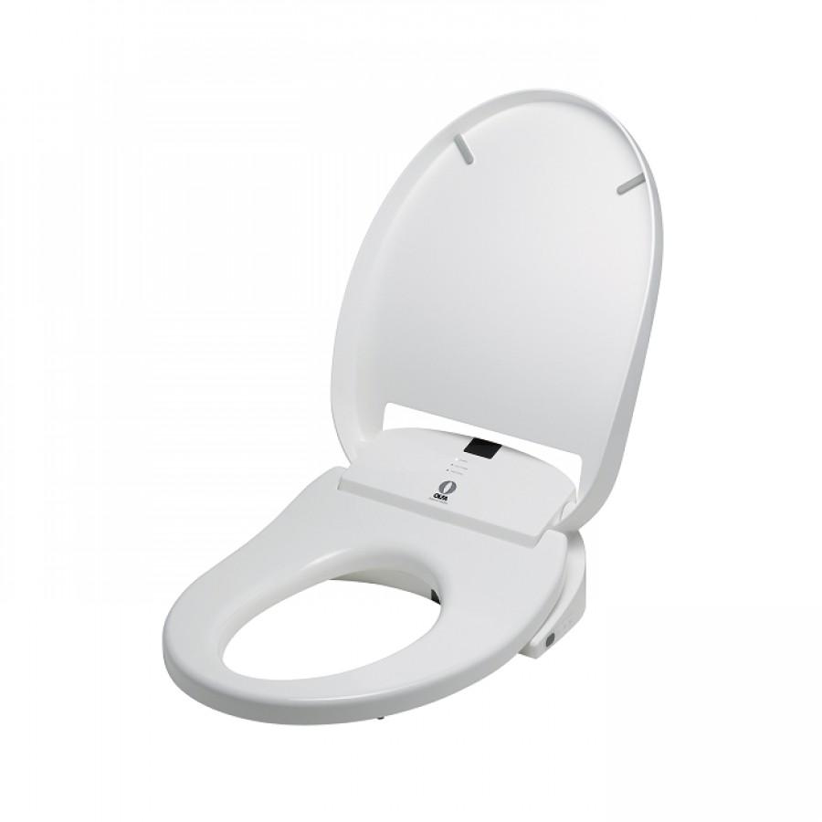 Abattant de wc japonais aseo plus meuble de salle de bain dou - Abattant wc japonais ...